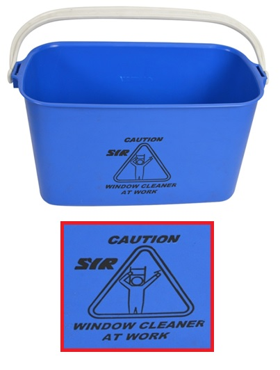 gallery/bucket with warning