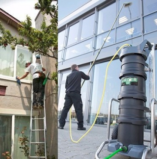 Window & Gutter Cleaning Service South Dublin